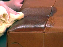 Can You Use Shoe Polish On A Leather Couch